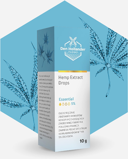 Experts in CBD production